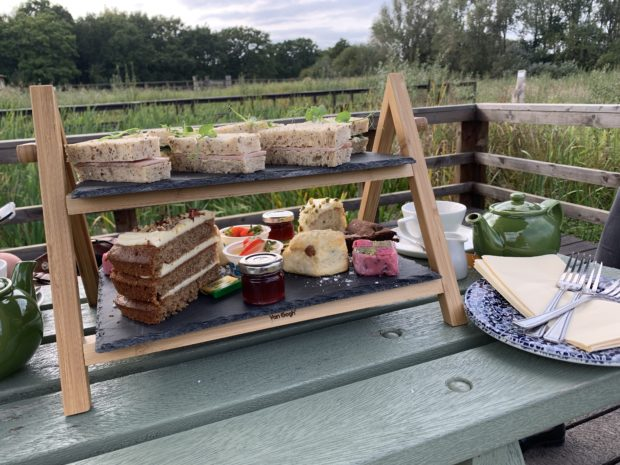 Image for Heather Farm Afternoon Tea